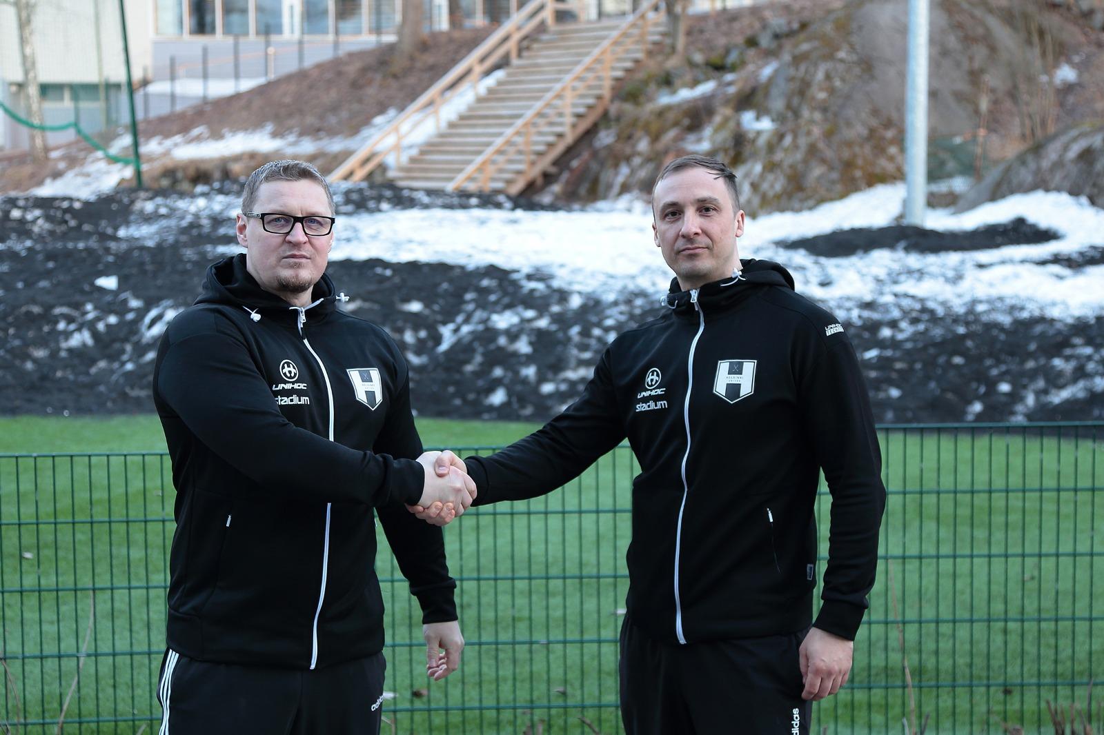 SS Nova yhdistyy Helsinki Unitediin