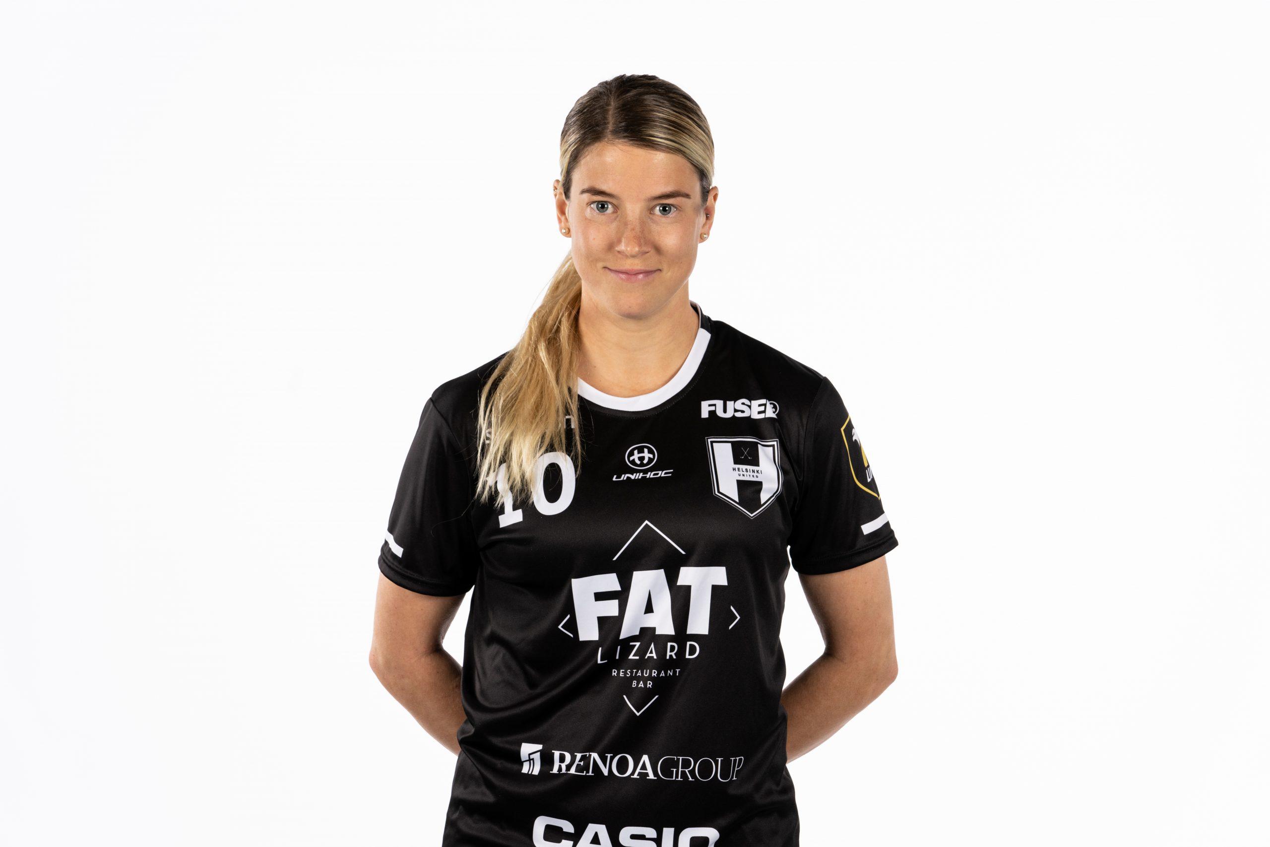 #10 Jasmin Paloniemi