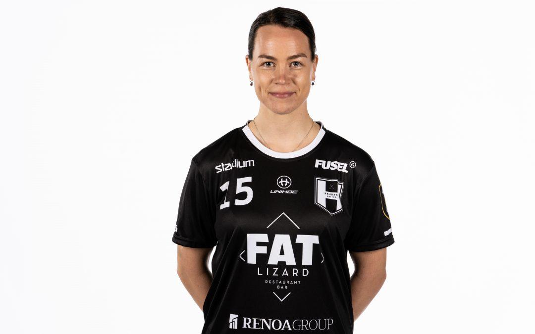 #15 Laura Jääskeläinen